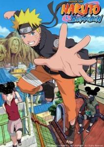 Naruto Disney