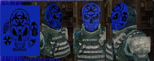 blueonic mask