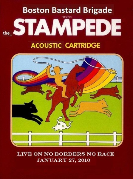 the_Stampede album cover