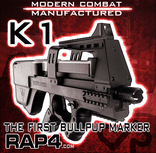 MCM K1 Is The Wave Of The Paintball Future! | B3 – The