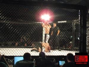 Cage titans 7-21-2012 Dover nh 430