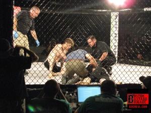 Cage titans 7-21-2012 Dover nh 460
