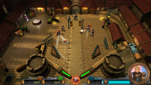 "E3 2014 | An RPG That Changes The Pinball ""Realm"" 