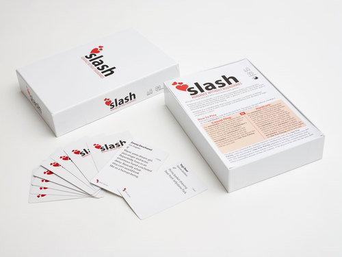 Slash card game 2