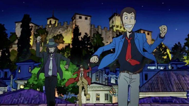 Lupin III Part 4-1