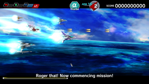 Game Review Shooting Fishy Ships In Latest Darius Burst B3