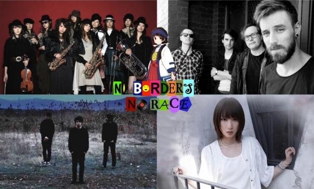 No Borders No Race: Episode Hyaku-Yon-Juu-Go | B3 – The