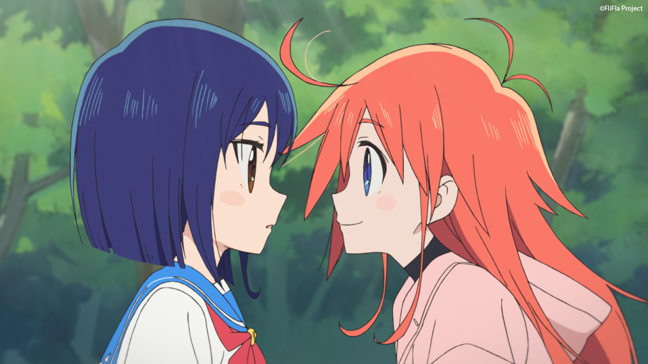 Flip Flappers 1