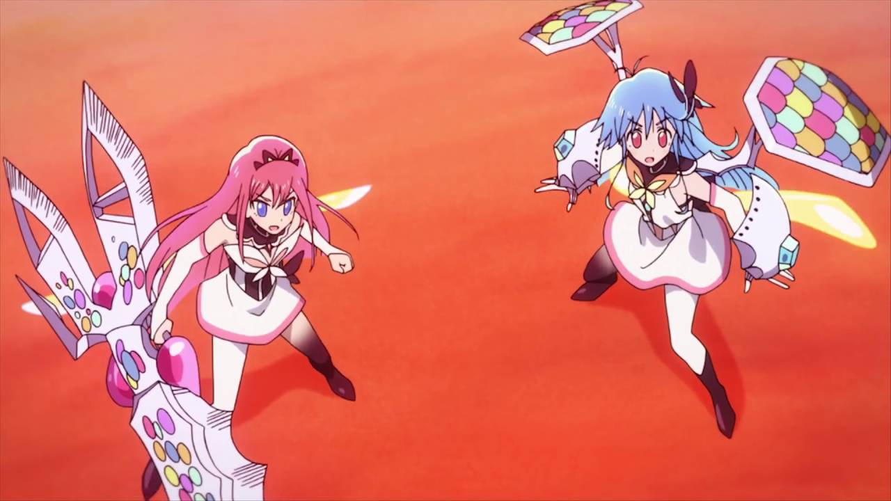 Flip Flappers 4