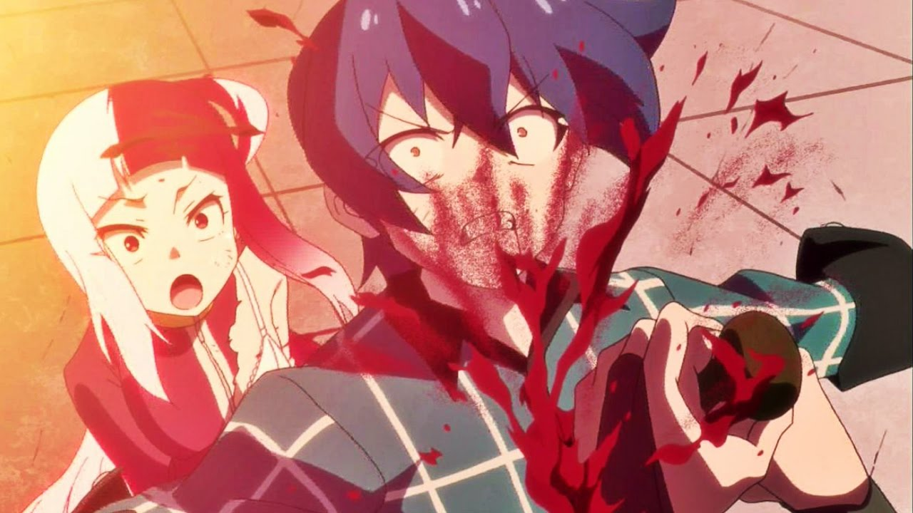 Akiba's Trip Anime 2