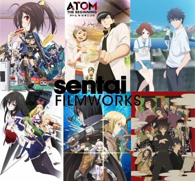 Sentai Filmworks Announces Spring 2017 Simulcast Lineup