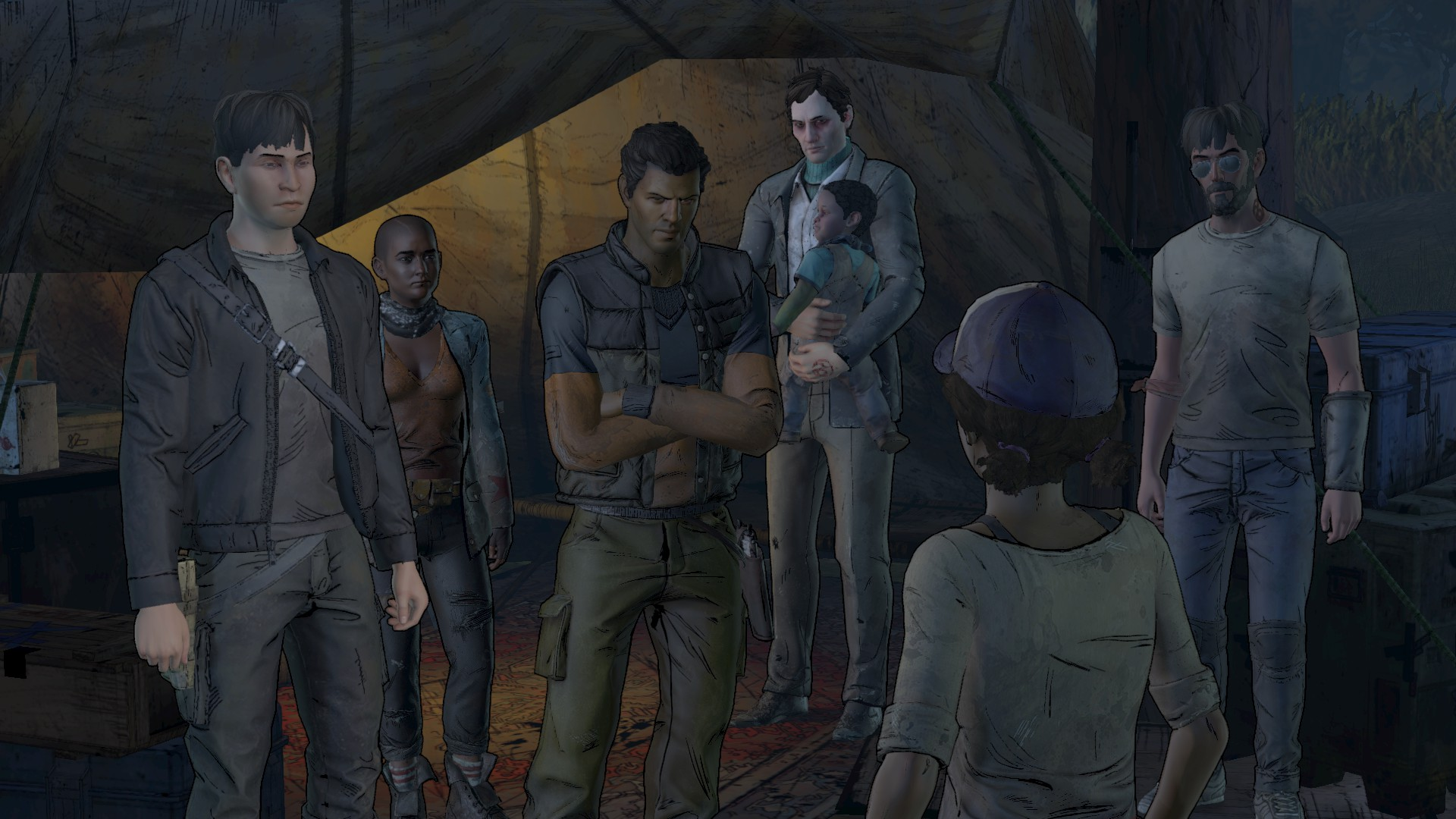TWD New Frontier Ep. 3-2