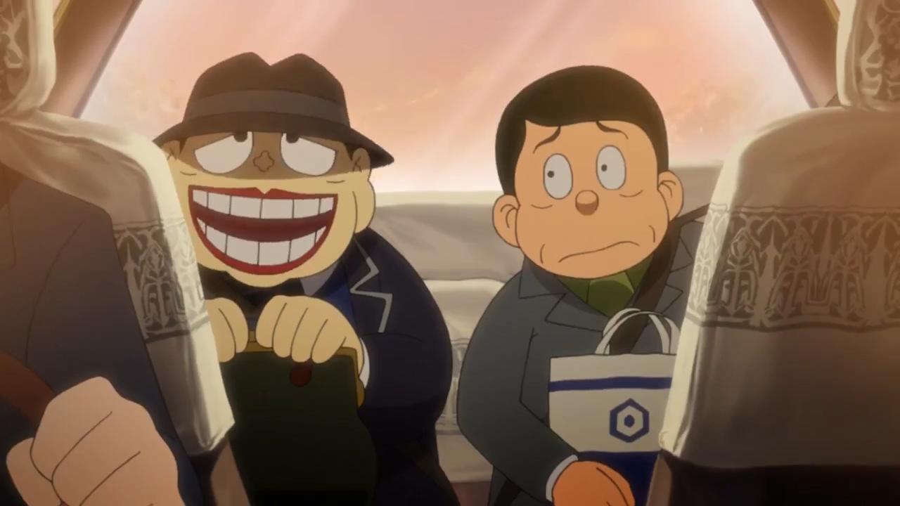 Laughing Salesman 2