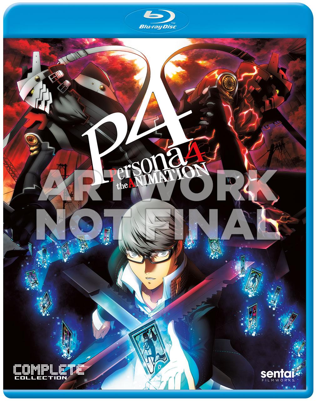 Persona 4 Anime