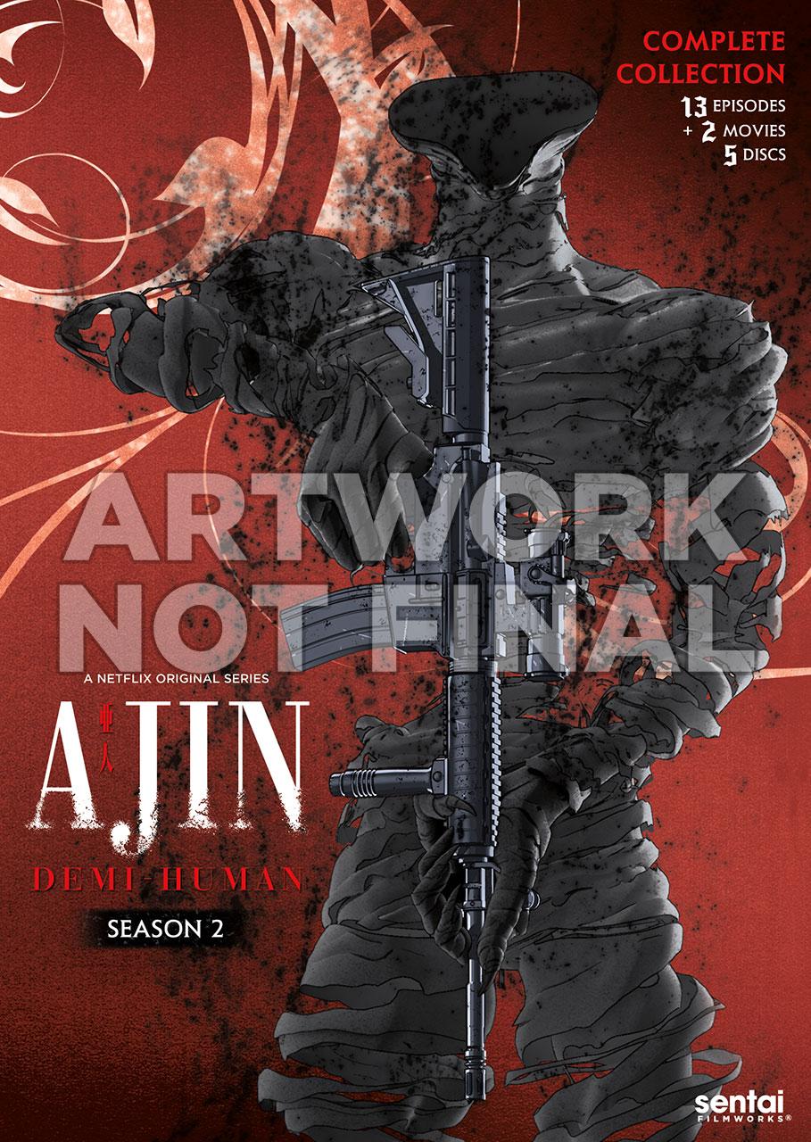 Ajin Demi-Human Season 2