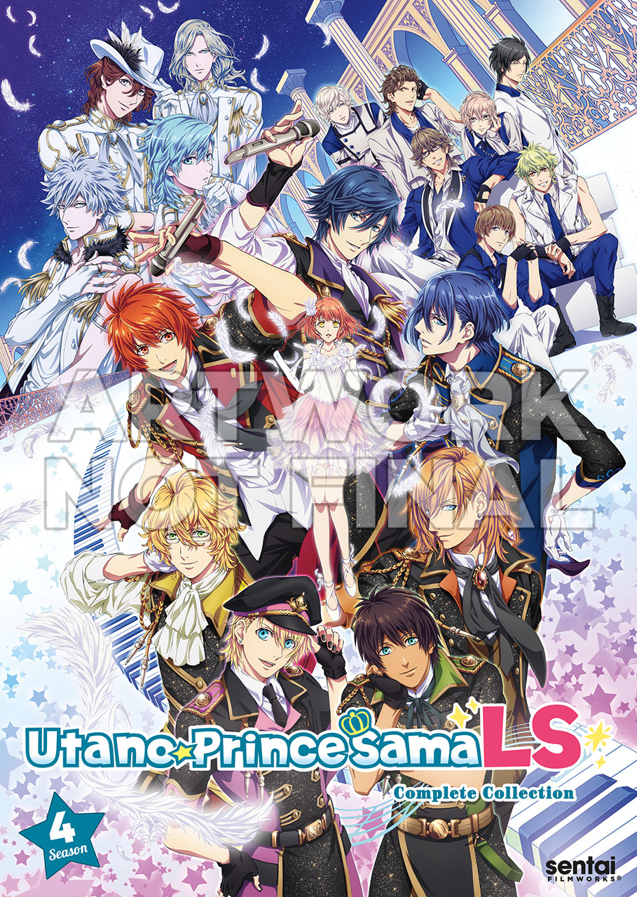 Uta no Prince-Sama Season 4 cover