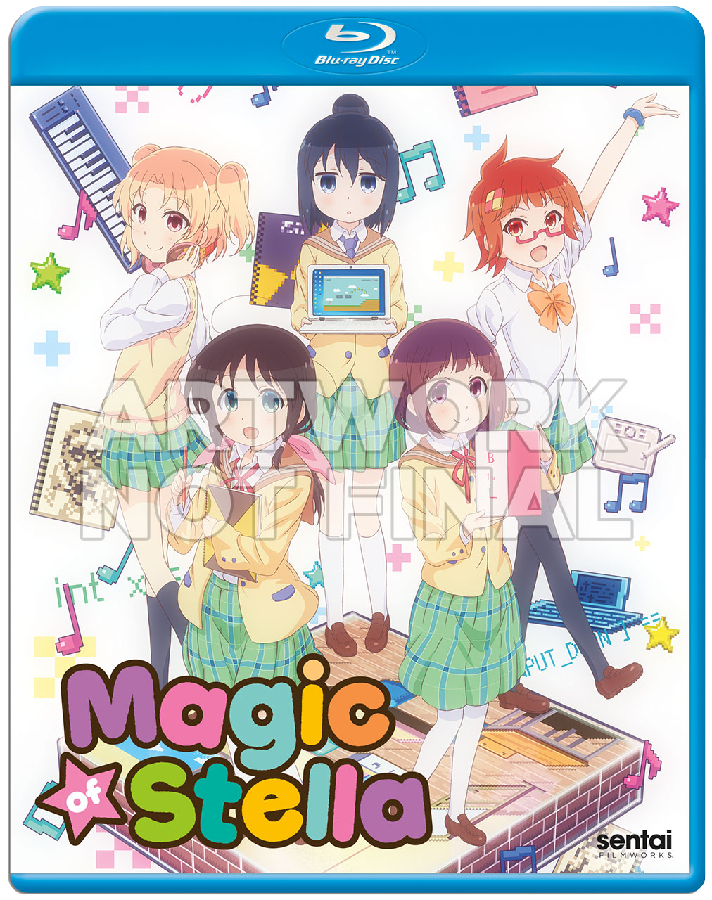 Magic of Stella Blu-Ray