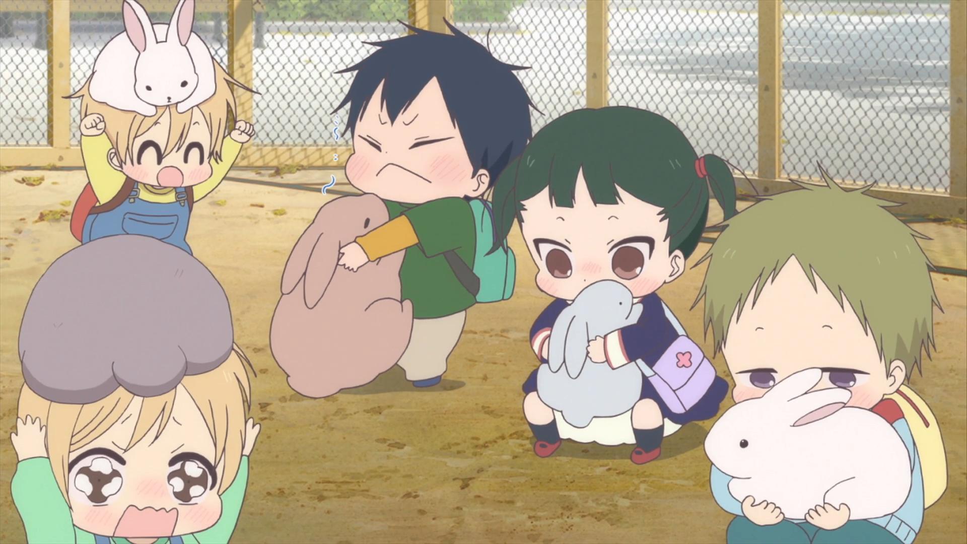 School Babysitters 2