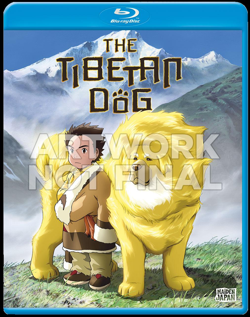 Tibetan Dog Blu-Ray