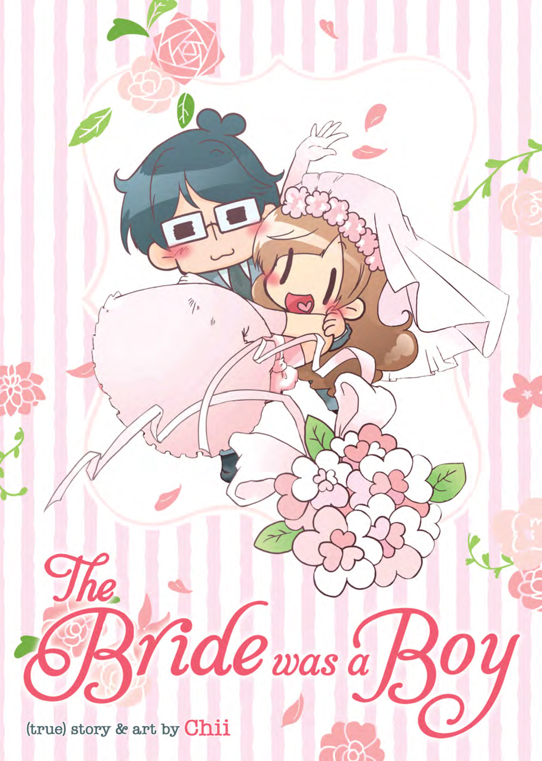 The Bride Was A Boy Cover