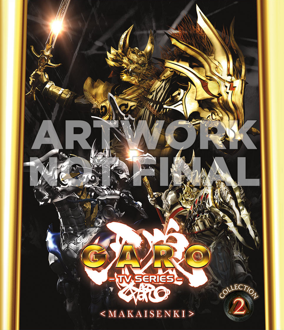 Garo Season 2 Part 2