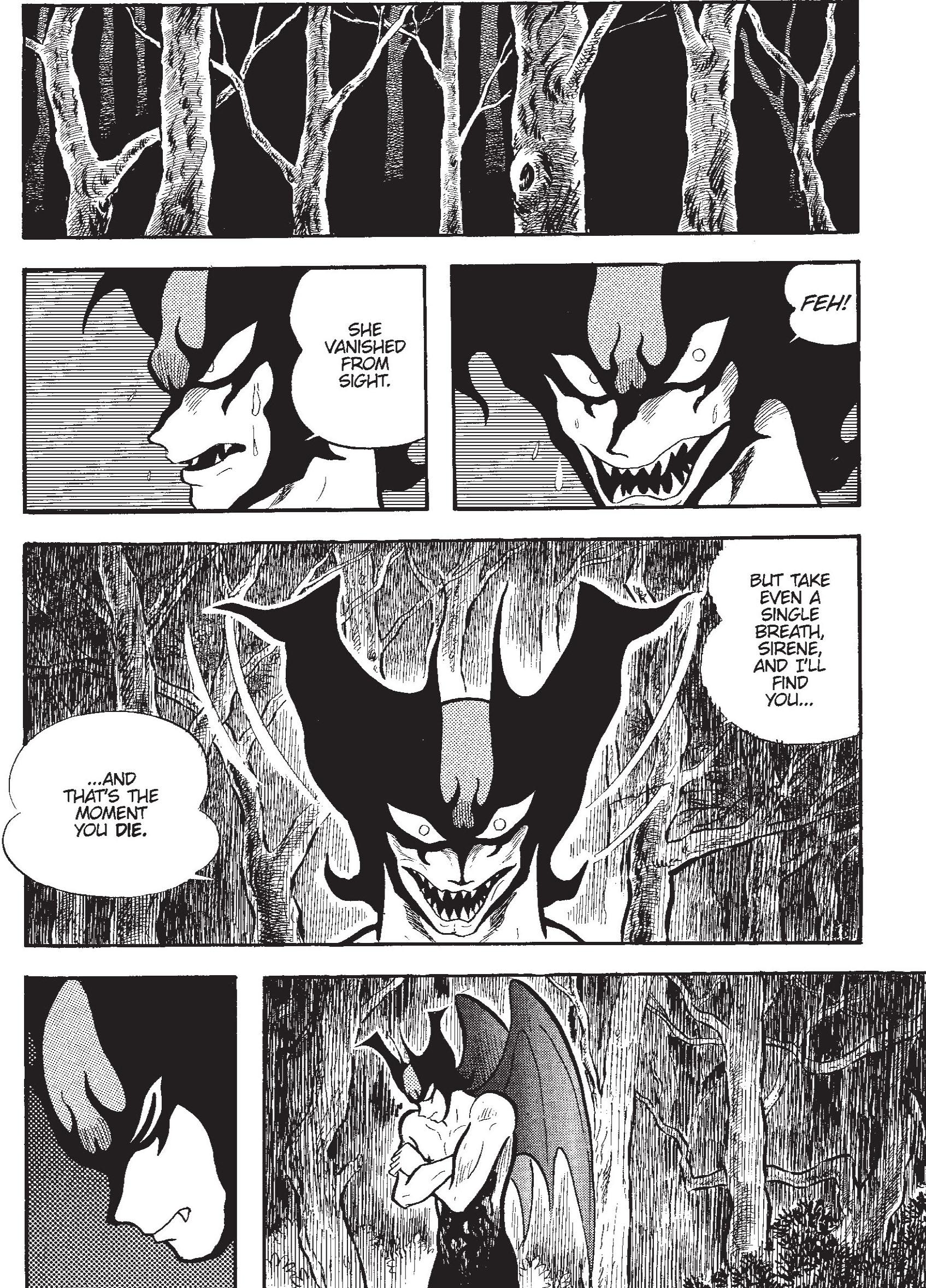 Devilman Classic 1-3