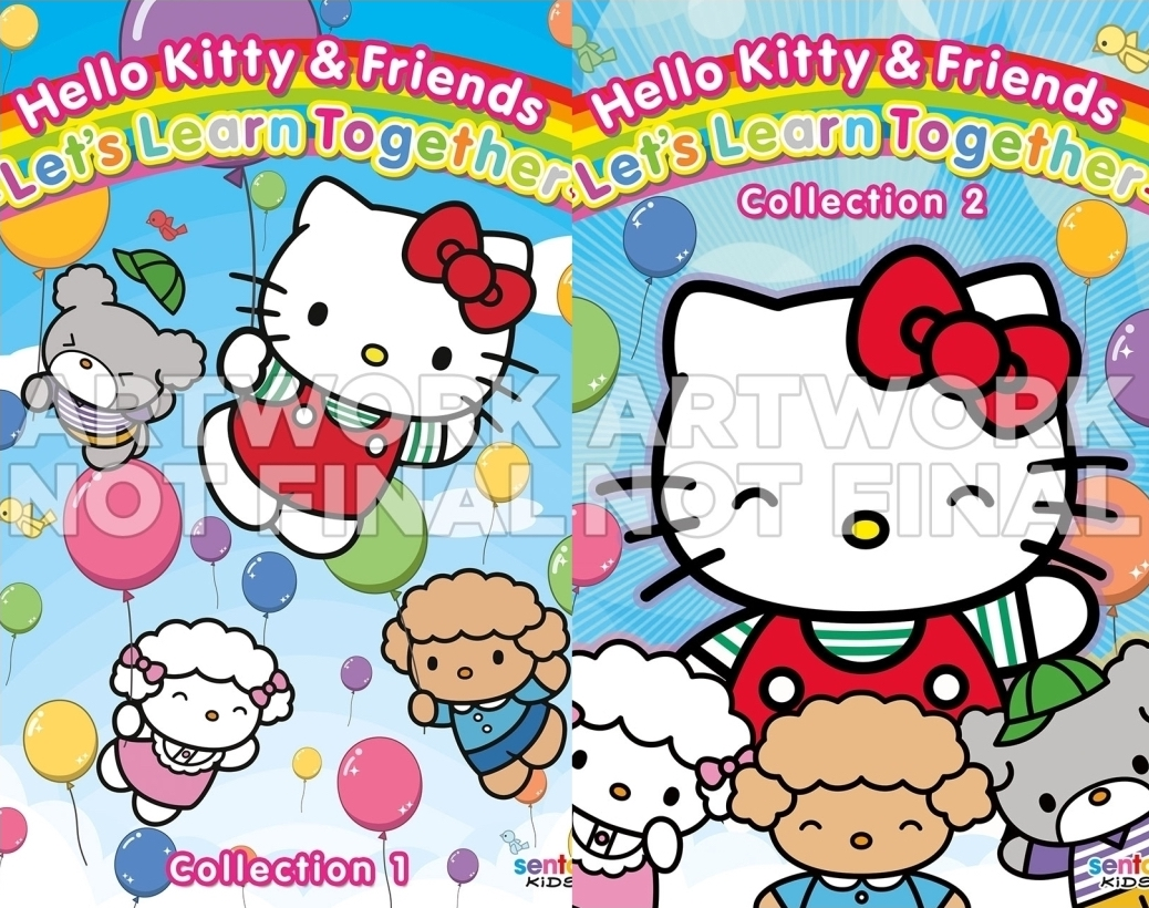 Hello Kitty 1 & 2