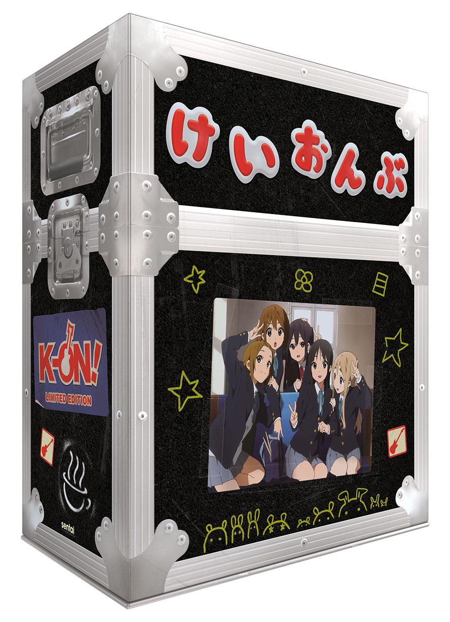 K-On! Box Set