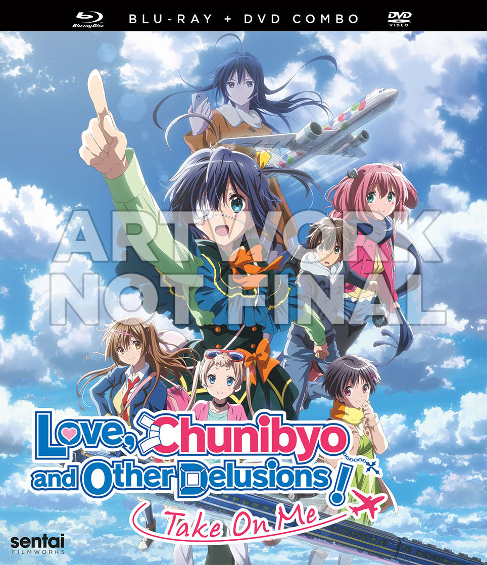 Love, Chunibyo & Other Delutions! Take On Me!
