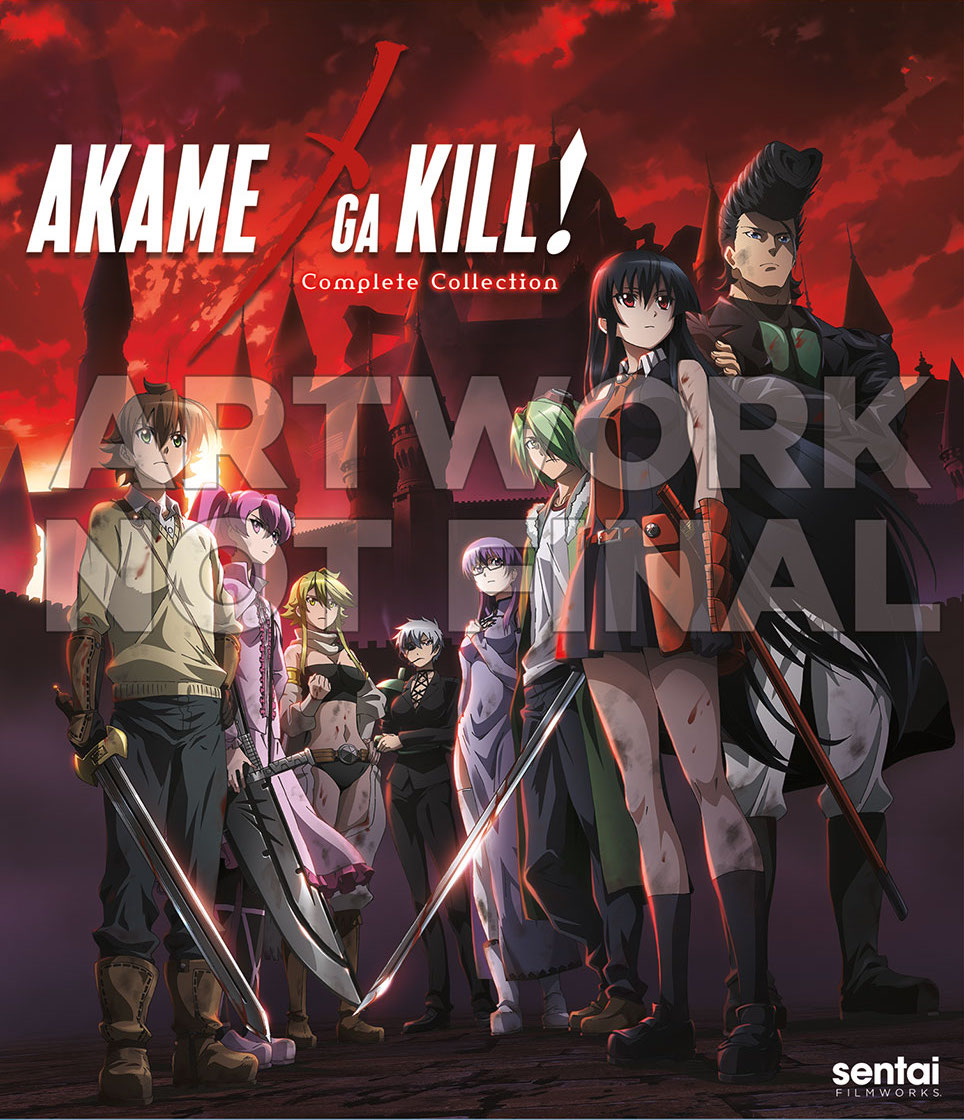 Akame Ga Kill Complete