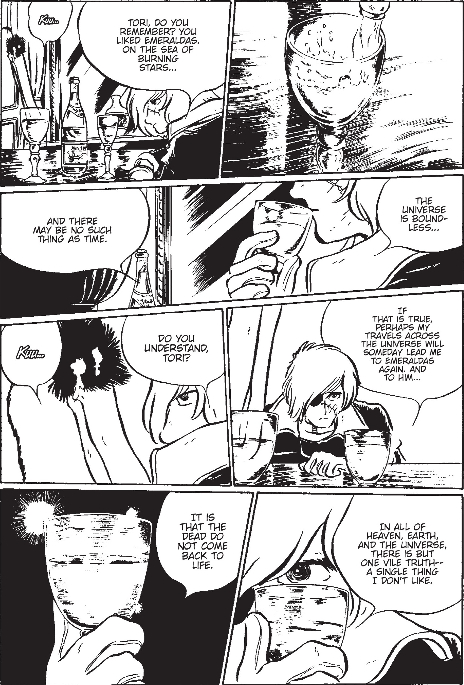 Captain Harlock Classic Collection 1-3