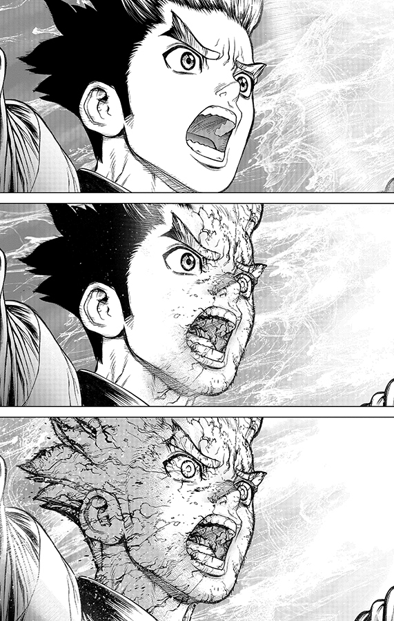 Dr. STONE 1-1