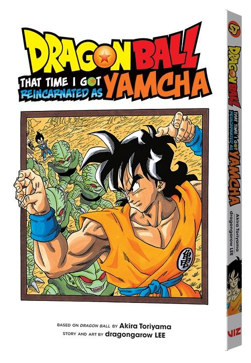 Dragon Ball That Time I Got ReincarnatedAs Yamcha