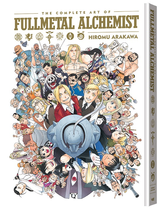Fullmetal Alchemist Complete Art Of