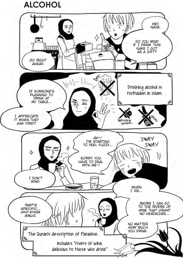 Satoko and Nada 1-2