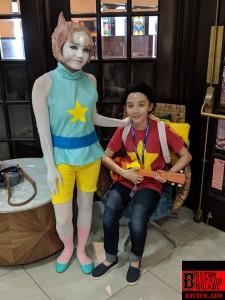 Pearl & Steven (Steven Universe)
