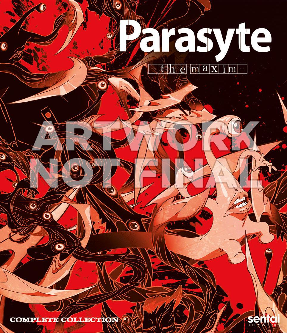 Parasyte Blu-Ray