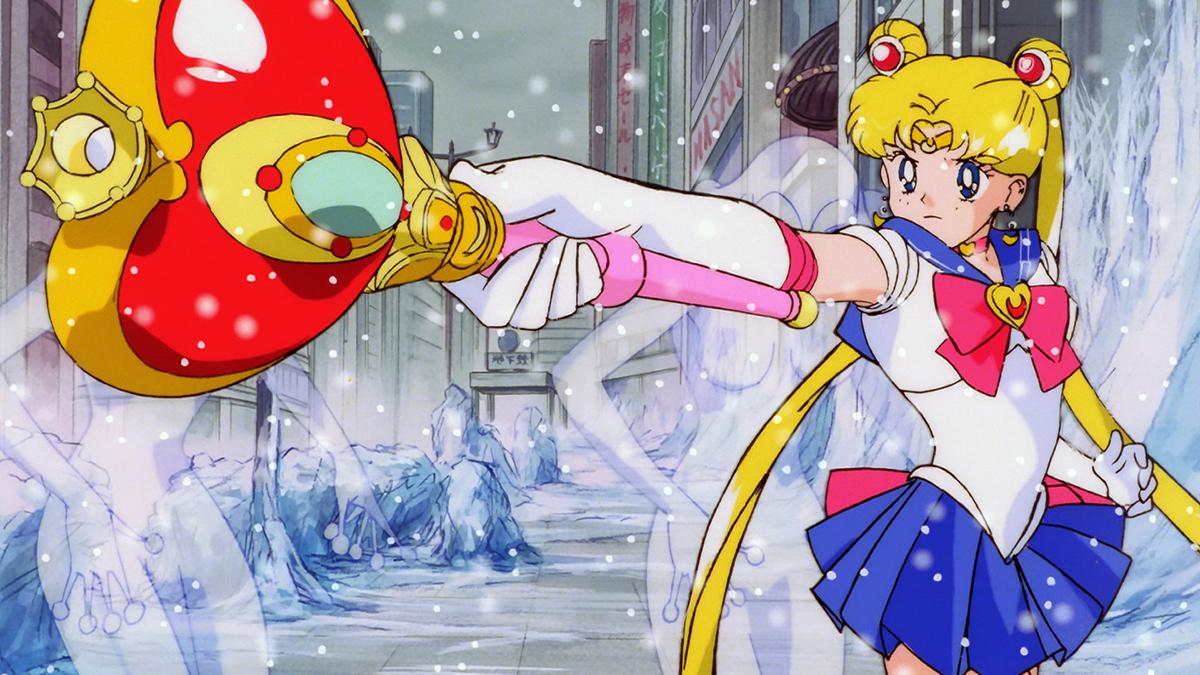 Sailor Moon S The Movie 1