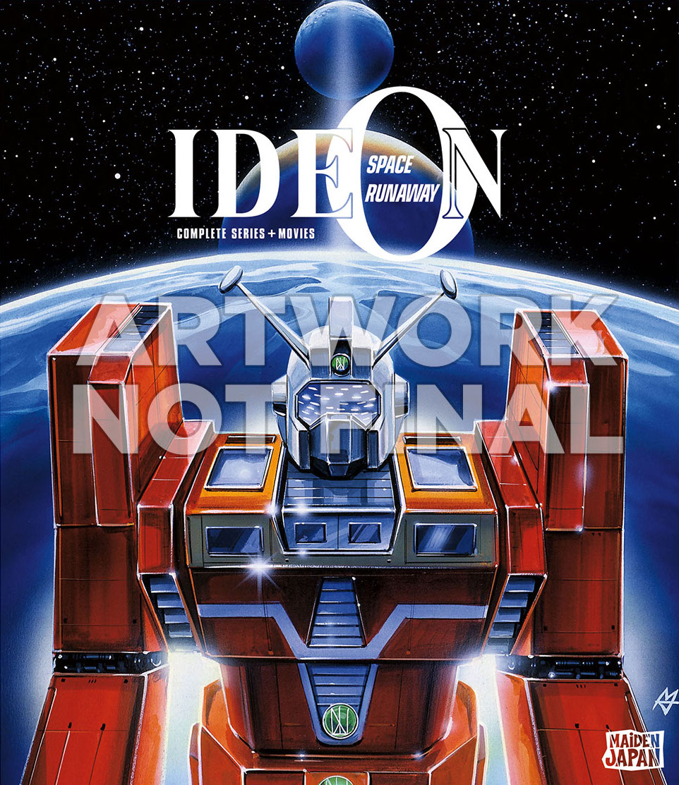 Space Runaway Ideon Blu-Ray