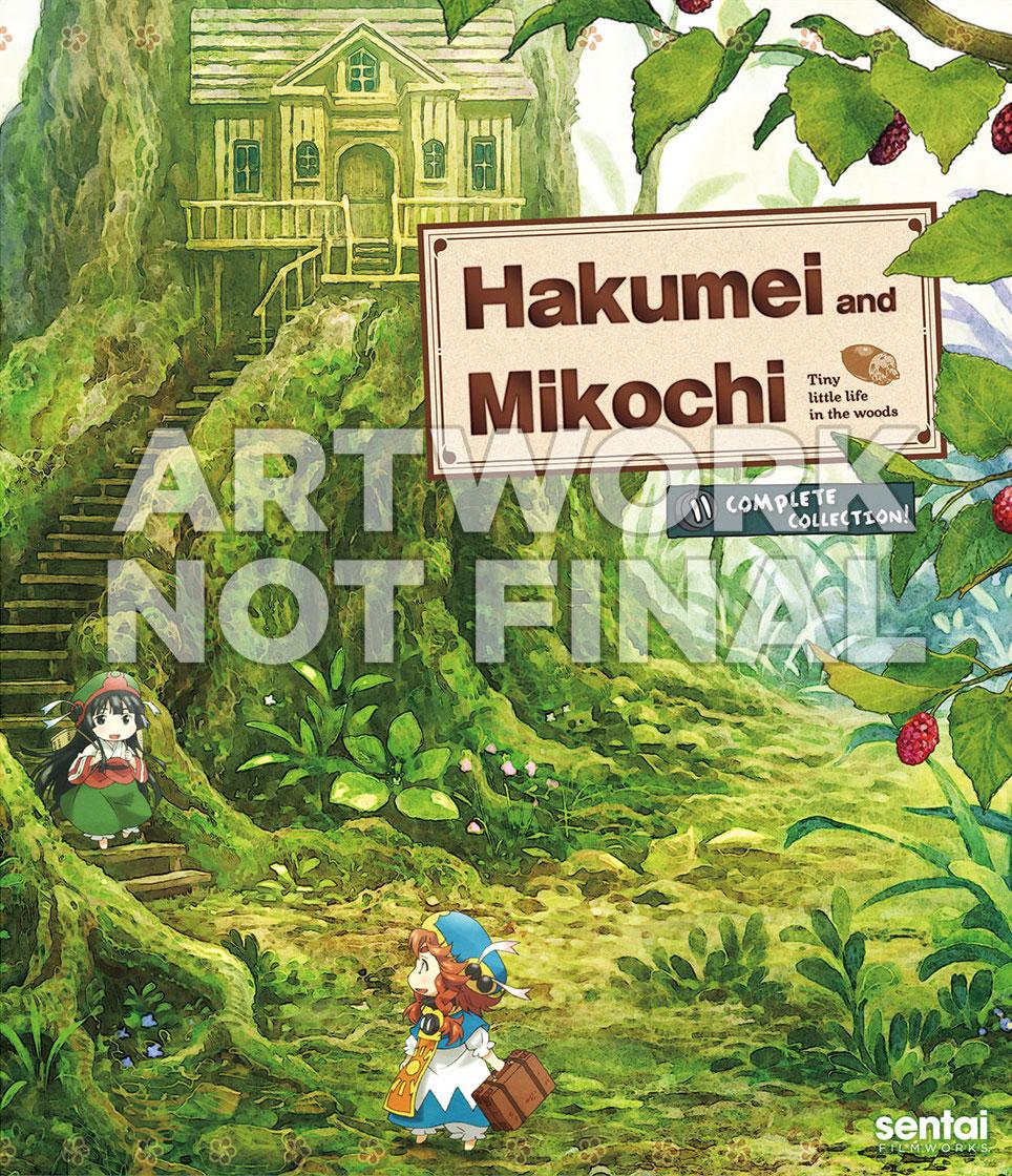 Hakumei & Mikochi Cover