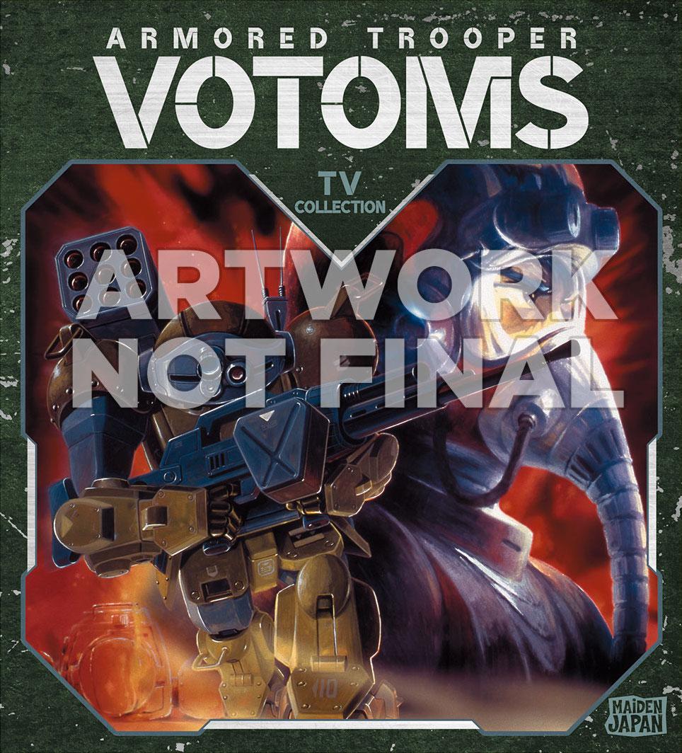 VOTOMS Cover