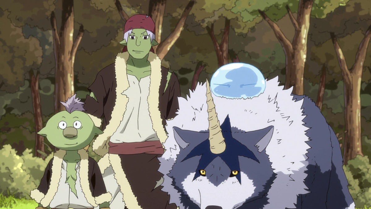 7 - That Time I Got Reincarnated As A Slime