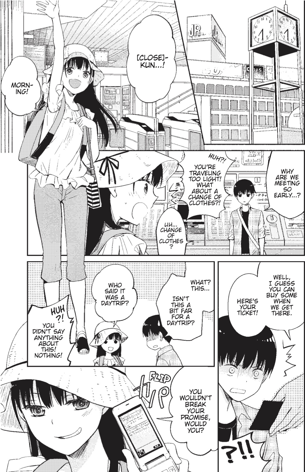 I Want To Eat Your Pancreas 1-2