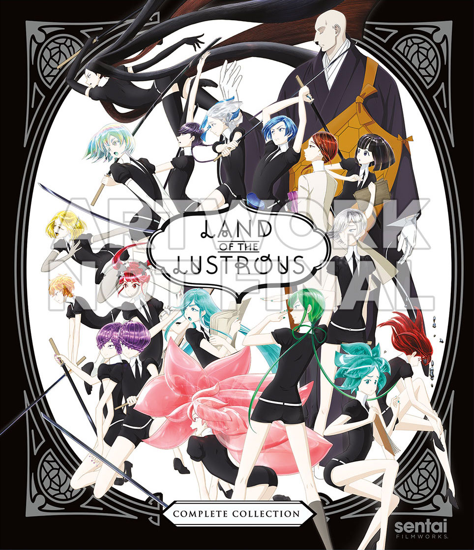Land of the Lustrous Blu-Ray 2