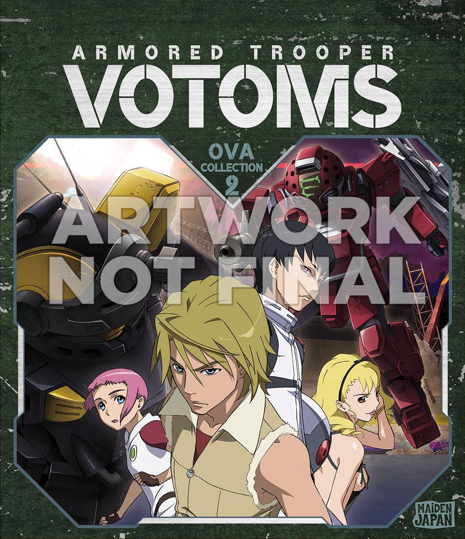 VOTOMS OVA 2 Cover
