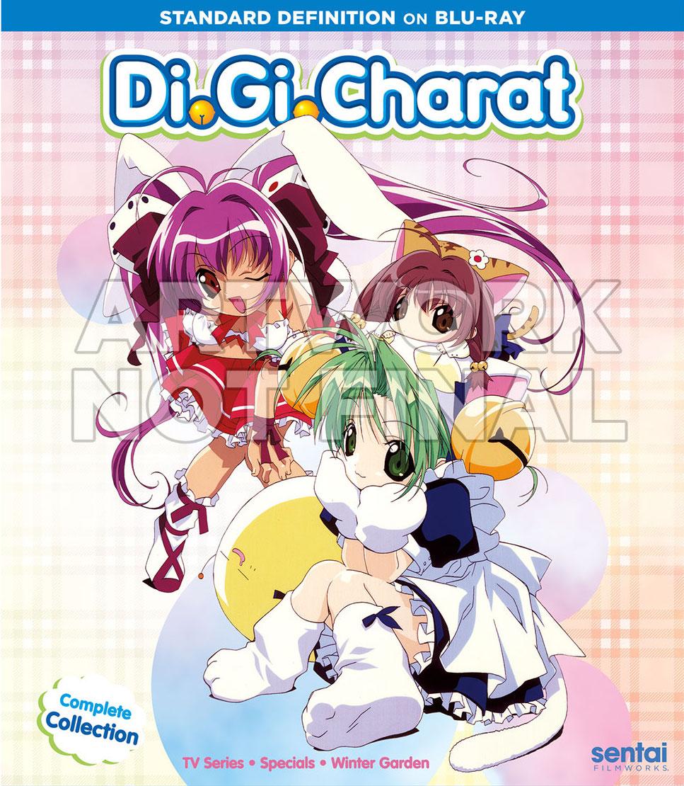Di Gi Charat Blu-Ray
