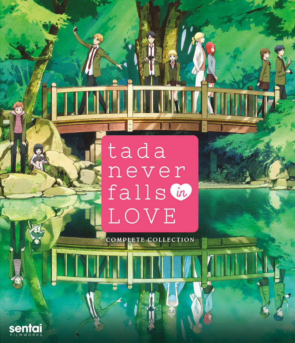 Tada Never Falls in Love Blu-Ray