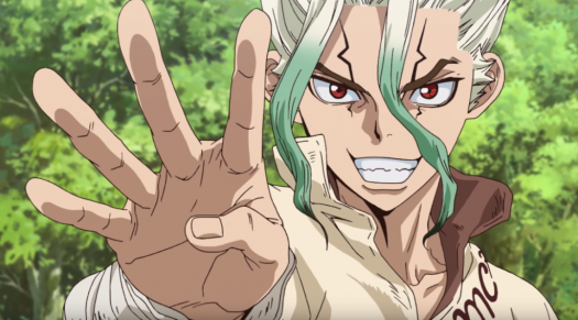 Dr. Stone Preview 2