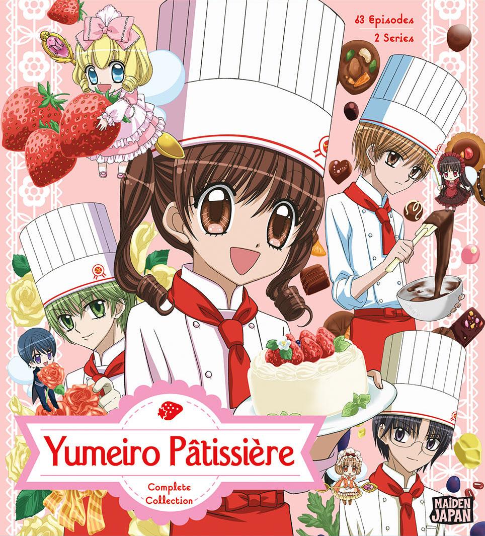 Yumeiro Patissiere Cover