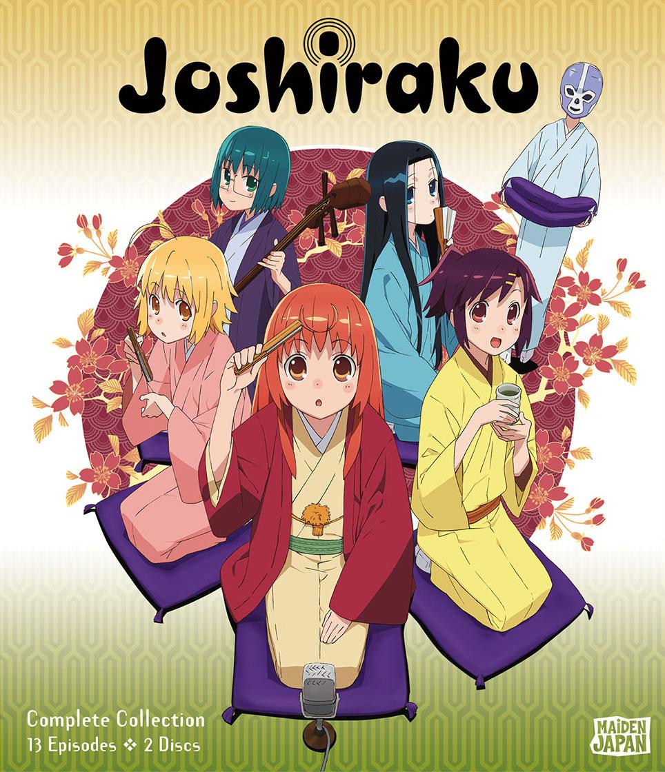 Joshiraku Cover